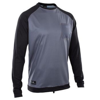 2021 Ion Wetshirt LS - Blue/Black