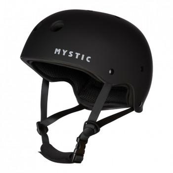 Mystic MK8 Helmet - Black