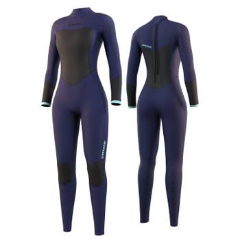 2019 Mystic Star 5/3 BZ Full Women's Wetsuit - Night Blue