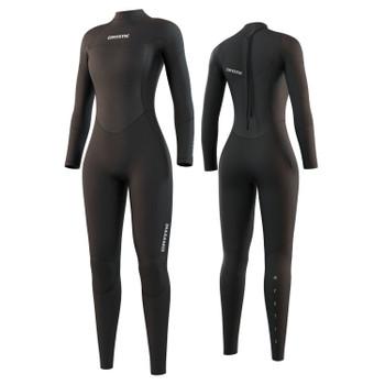 2019 Mystic Star 5/3 BZ Full Women's Wetsuit - Black
