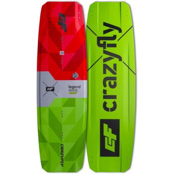 2021 CrazyFly Legend Twintip Kiteboard
