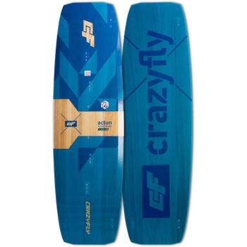 2021 CrazyFly Acton Twintip Kiteboard