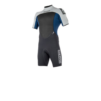 Mystic Brand Shorty 3/2 BZ Wetsuit - Front
