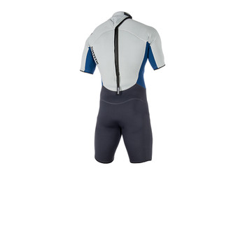 Mystic Brand Shorty 3/2 BZ Wetsuit - Back