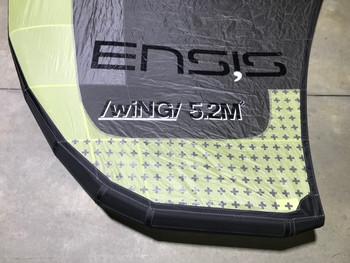 Ensis Watersports Wing 5.2m - Green - Used