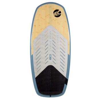 01 Cabrinha Code Wood Wing Board - Front