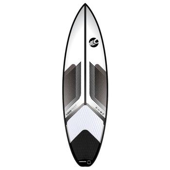 Cabrinha S-Quad Pro Surfboard - Front