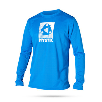 2018 Mystic Star Quick Dry L/S - Blue