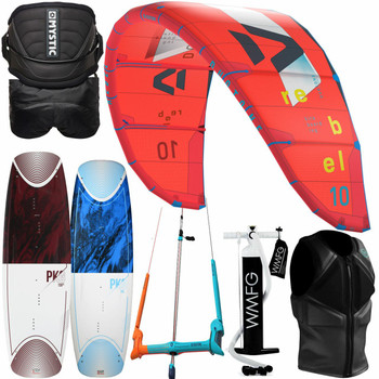 Make Your Own Kiteboarding Package