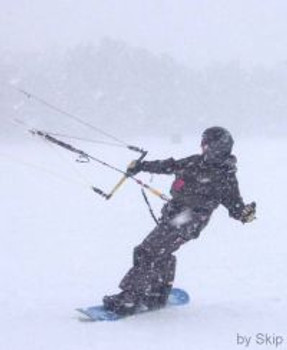1 Day Snow Kite Lesson
