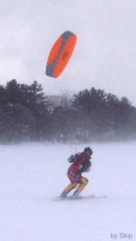 2 Day Snow Kite Lesson