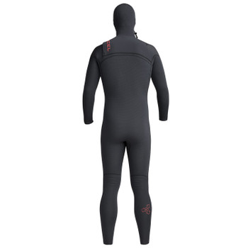 5.5/4.5 Comp X Hooded Wetsuit Black