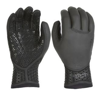 Xcel Drylock Texture Skin 5-Finger 3mm Glove