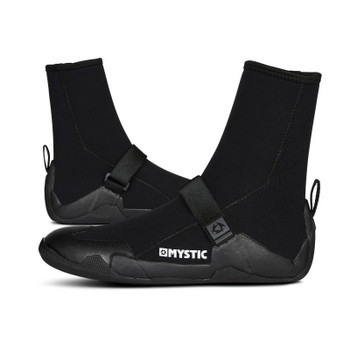 Mystic Star Round Toe Boots - 5mm