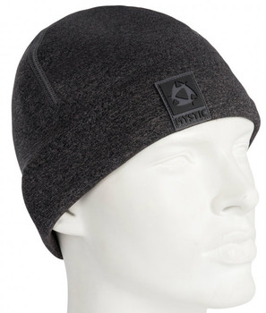 2018 Mystic Neoprene Beanie - Black/Gray