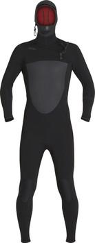 Xcel Drylock 5/4 Hooded Fullsuit - Front