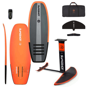 The Ultimate Slingshot All-Around Boat Foilboarding Package