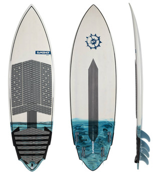 2019 Slingshot Mixer Surfboard