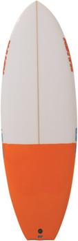 2019 Naish Comet PU Surf Foilboard - Deck