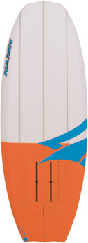 2019 Naish Ascend PU Surf Foilboard - Bottom