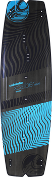 2019 Cabrinha Xcaliber Wood Kiteboard - Deck