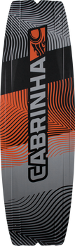 2019 Cabrinha Ace Carbon Kiteboard - Bottom