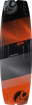 2019 Cabrinha Ace Carbon Kiteboard - Deck