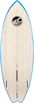 2019 Cabrinha Spade Kite Surfboard - Bottom
