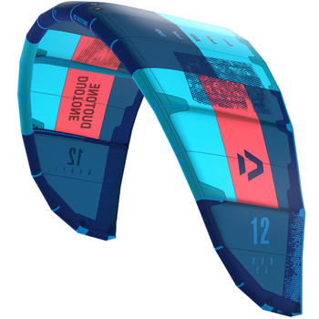 2019 Duotone Rebel Kiteboarding Kite - CC1 - Blue