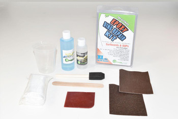Epoxy repair kit