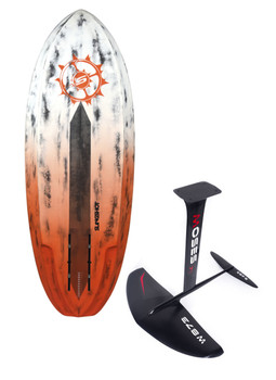 Slingshot Moses Carbon Foil Surfboard Package