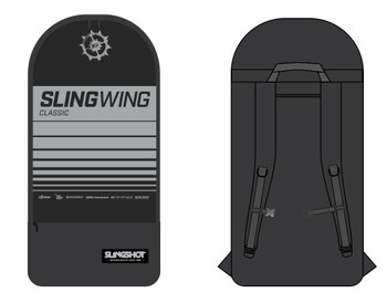 SlingWing Back Pack