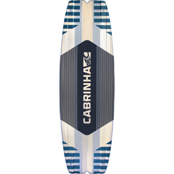 2020 Cabrinha Ace Hybrid Kiteboard Bottom