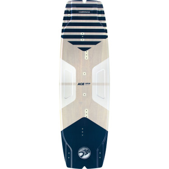 2020 Cabrinha Ace Kiteboard Top Deck - Wood