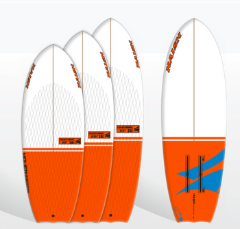 2020 Naish Hover Surf Comet PU Foilboard