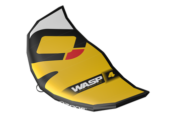 Ozone Wasp V1 Kite Wing Yellow