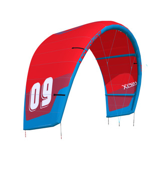 2019/2020 Liquid Force Hifi-X v3 Kiteboarding Kite Red