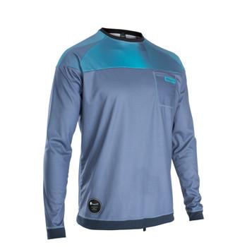2020 Ion Men's Wetshirt LS - Blue