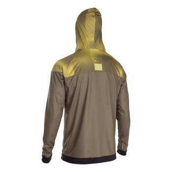 2020 Ion Men's Wetshirt LS w/ Hood - Olive