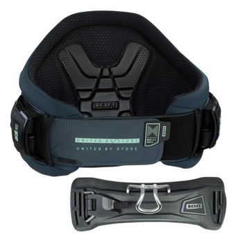 2020 Ion Apex Curv 13 Harness - Black/Blue
