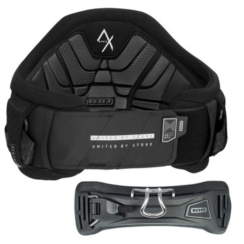 2020 Ion Apex 8 Harness - Black/White