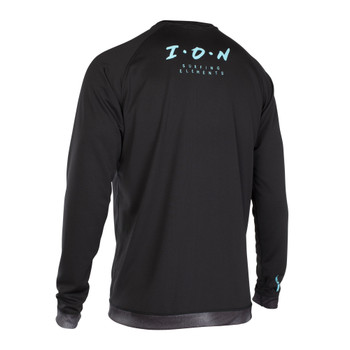 2019 Ion Men's Wetshirt LS - Black