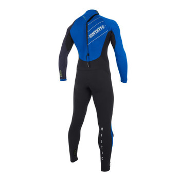2019 Mystic Drip BZ 5/4 Wetsuit - Blue