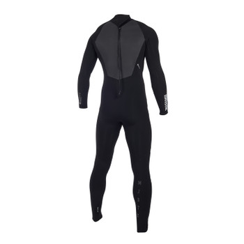 2019 Mystic Majestic 5/3 Full BZ Wetsuit - Black