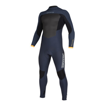 2019 Mystic Majestic 5/3 Full BZ Wetsuit - Navy