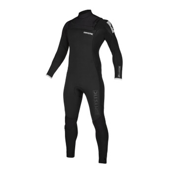 Mystic Majestic 4/3 Full FZ Wetsuit - Black
