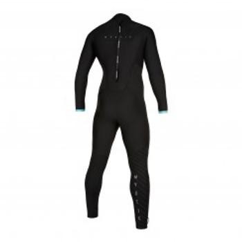 2020 Mystic Marshall 3/2 BZ Wetsuit - Black/Mint