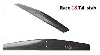 UniFoil Race 18 Carbon Tail Wing