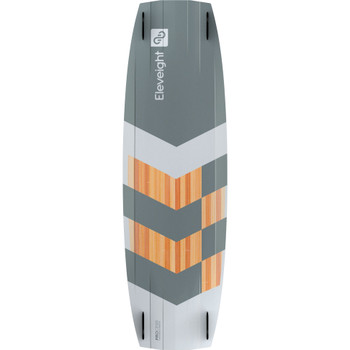 2020 Eleveight Process Kiteboard v3 bottom