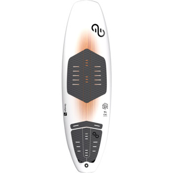 2020 Eleveight Escape Kite-Surfboard top